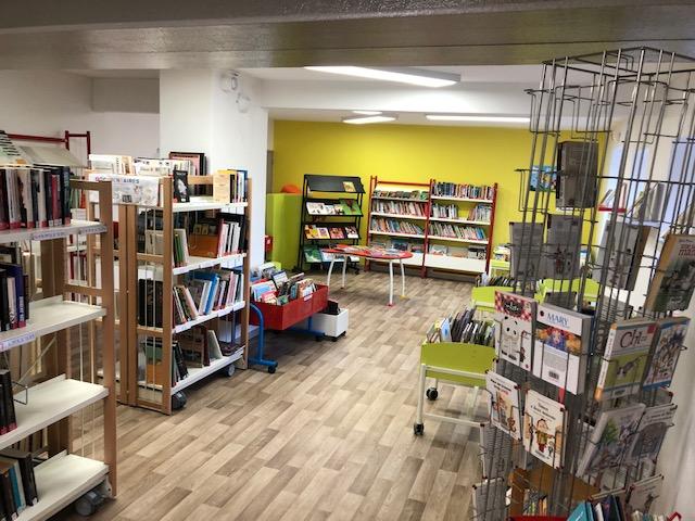 Infos bibliothèque