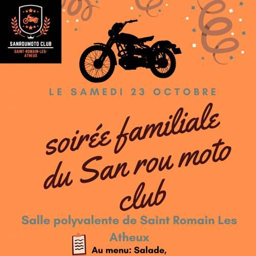 SanRouMoto Club